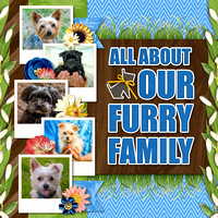 2017-06 Furry Family Title Page